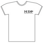Front Side--HDP 004W