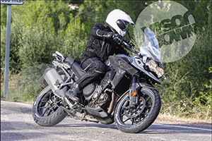 NEXT-GEN TRIUMPH TIGER EXPLORER SPIED